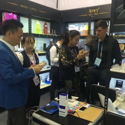 The 124th Canton Fair ended successfully in autumn 2018