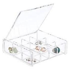 Maintenance of Acrylic Boxes for Jewelry