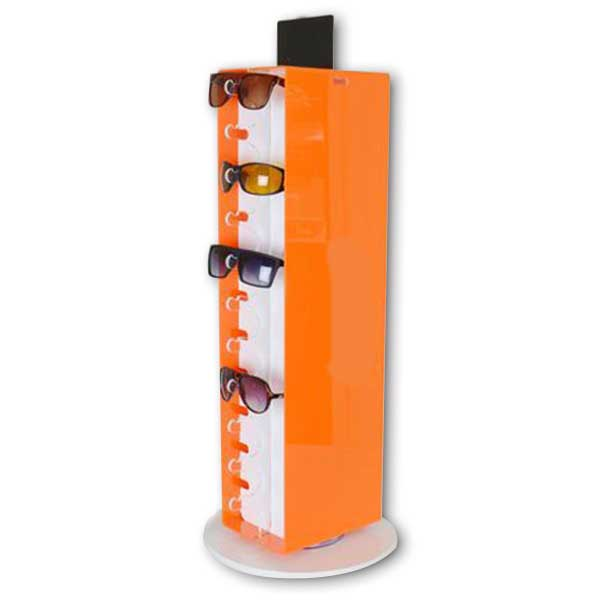 Multi-layer acrylic glasses display rack and display cabinet for shopping mall display 1128