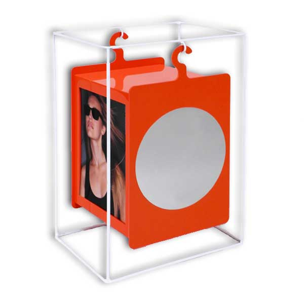 New Design Four-sided Acrylic Glasses Display Stand For Shop On Sale 3354