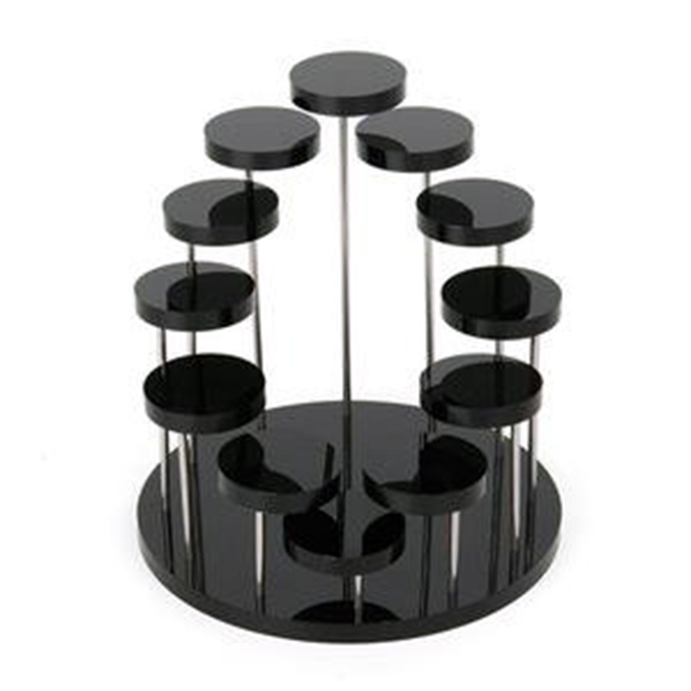 Acrylic Jewelry Stand Ring Acrylic Display Stand Ring Holder Jewelry Standing 7541