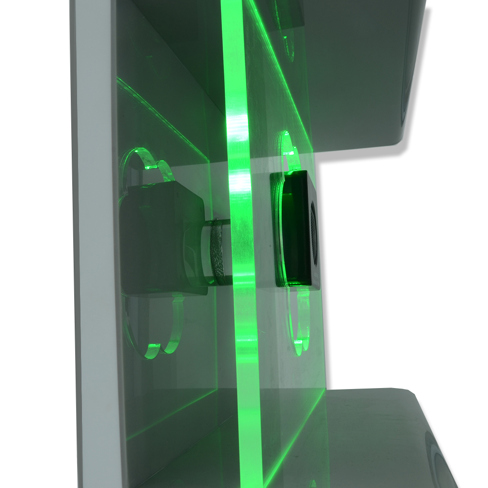 Custom acrylic led light box Acrylic Electronic Product Rack acrylic Display Stand