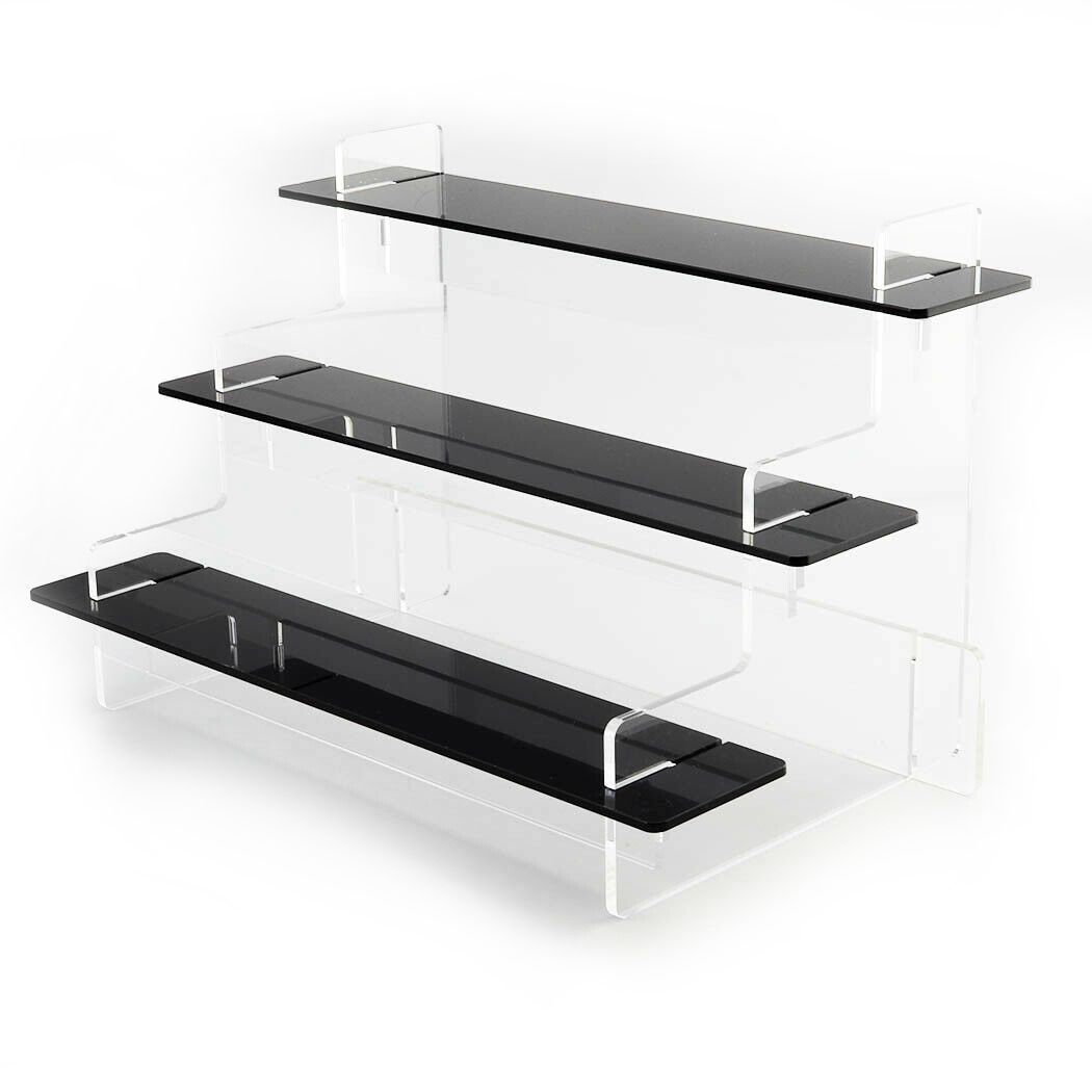 Multi-layer Display Stand Acrylic Display Stand With Fold