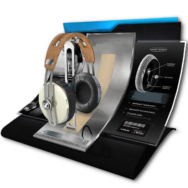 Earphone Headset Display Stand-1