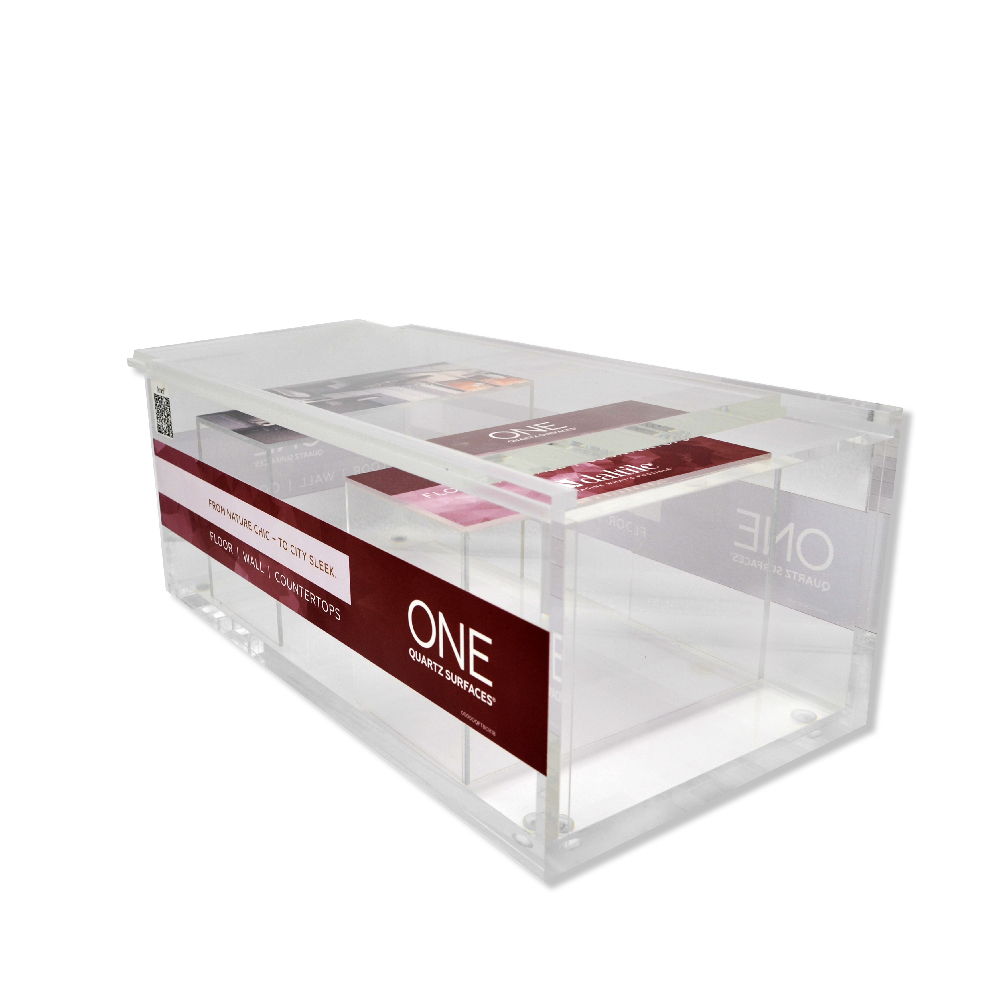 Transparent Pull Box